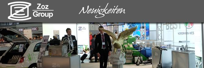 Zoz auf der Hannover Messe 2015