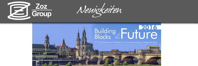 Building Blocks of the Future 2016 Dresden