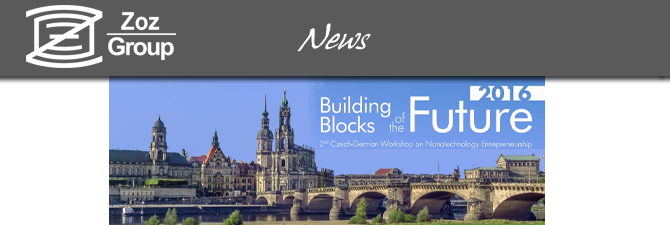 Building Blocks of the Future 2016 Dresden, Germany