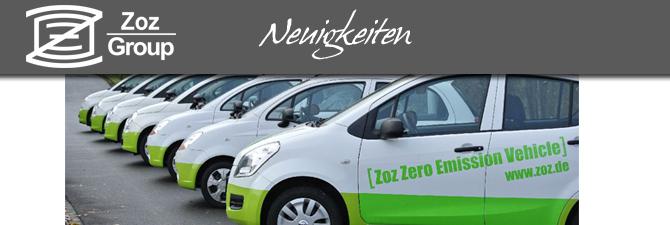Zoz-ZEV-fleet can be fast
