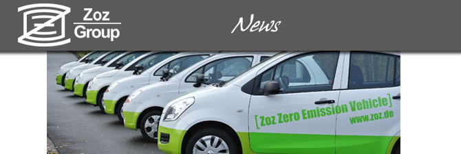 Zoz-ZEV-fleet can be fast!