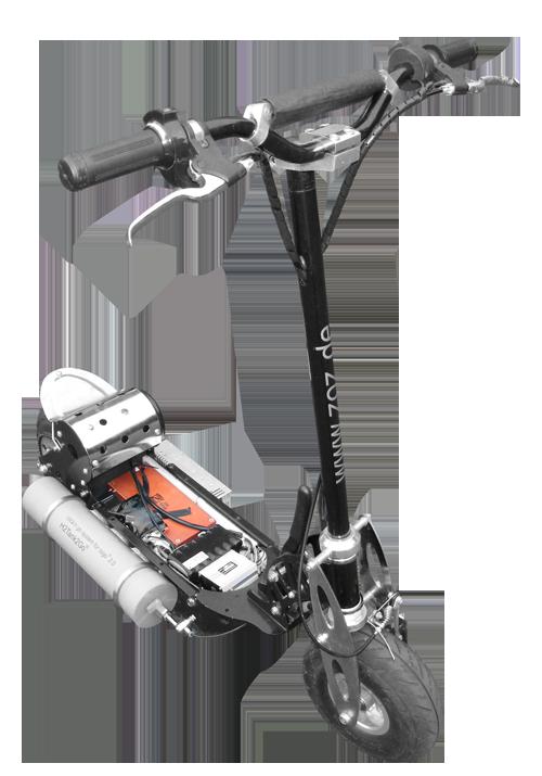 Isigo H2.0 Prototyp