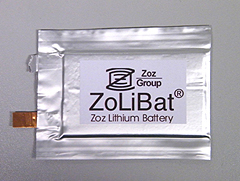 ZoLiBat®-prototype cell